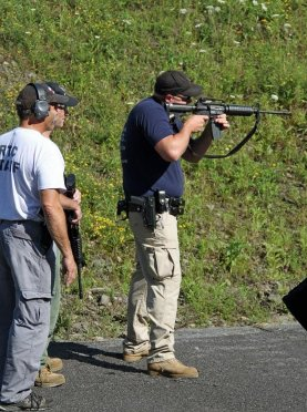 AR-15 Advanced Tactical Rifle - Verdad Investigations & Protection, Inc
